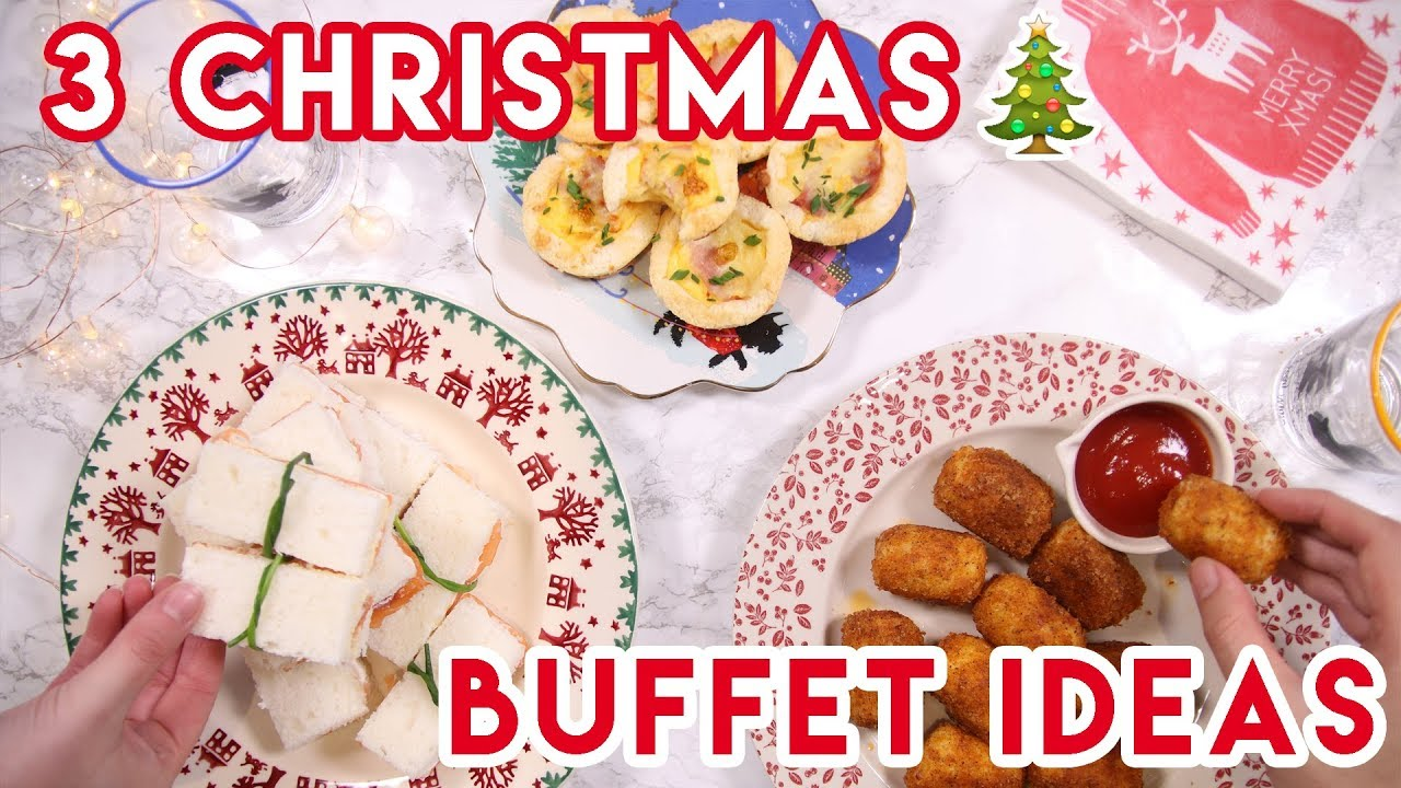 3 Christmas Buffet Party Food Ideas Gluten Free Recipes Ad Becky Excell Health And Happiness Blog